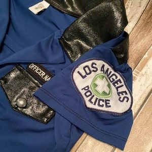 Forplay Police Officer Halloween Dress